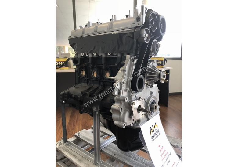 Mazda WLAT 2.5L 2 Cylinder 16V DOHC Fully Reconditioned Long Motor