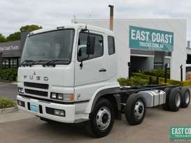 2006 MITSUBISHI FUSO FS Cab Chassis   - picture0' - Click to enlarge