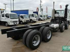 2006 MITSUBISHI FUSO FS Cab Chassis   - picture5' - Click to enlarge