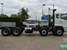 2006 MITSUBISHI FUSO FS Cab Chassis   - picture6' - Click to enlarge