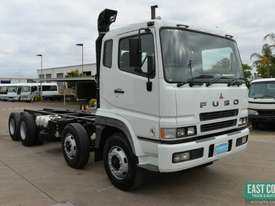2006 MITSUBISHI FUSO FS Cab Chassis   - picture8' - Click to enlarge