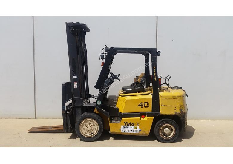 4.0T LPG Counterbalance Forklift