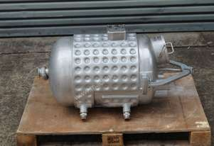 Dimple Jacketed Stainless Steel Tank
