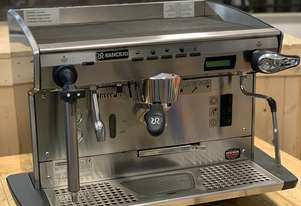 RANCILIO CLASSE 8 1 GROUP ESPRESSO COFFEE MACHINE AUTO STEAM