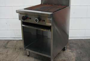 Commercial Gas Char Grill 600mm