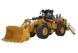 CATERPILLAR 992K WHEEL LOADERS