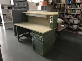 BAC systems EL Series Workstation - picture0' - Click to enlarge