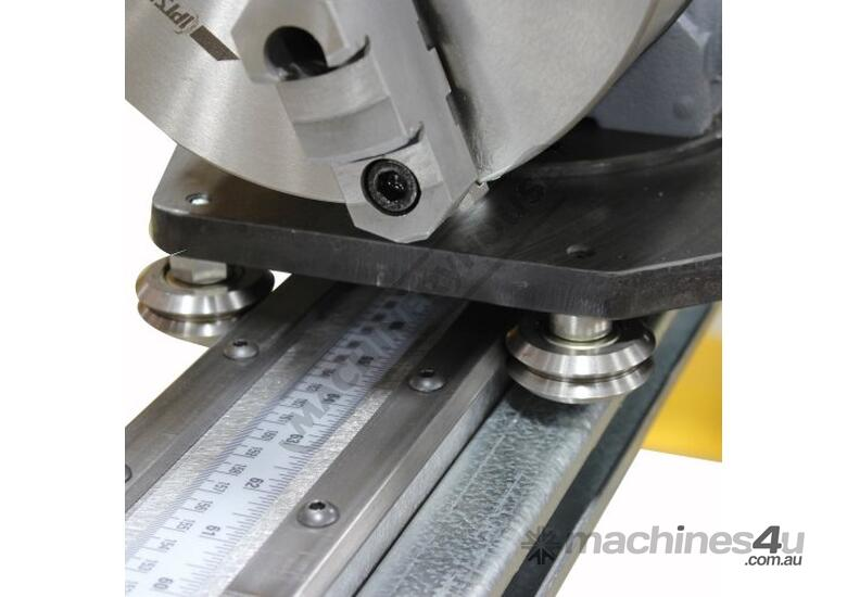 IDX-20-325-M 6096mm (20ft) Rotary Positioning Table 63.5mm Index Chuck Thru Hole Suits RDB-325 Hydra