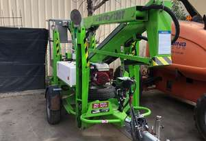 Nifty 2015 Trailer Mounted Boom
