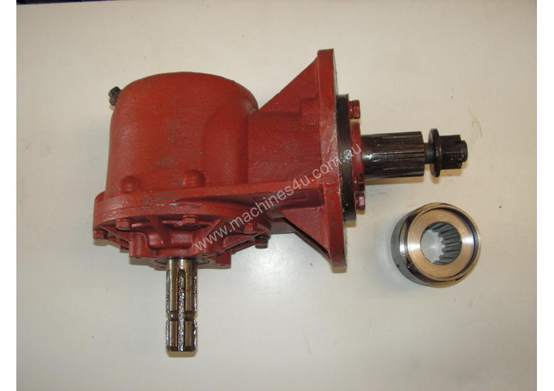 Slasher Gearbox 40h/p JTS Ag