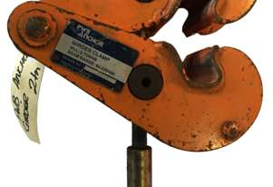 Beam Girder Clamp 2 Ton PWB Anchor for Lifting Block & Tackle mount