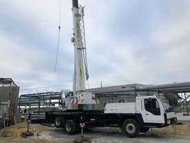 2012 XCMG QY30K Truck Crane - picture2' - Click to enlarge