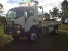 Isuzu FTS800 Tray Truck - picture1' - Click to enlarge
