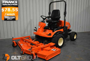 Kubota Mower F3680 Diesel 36hp 72 Inch Rear Discharge DELIVERY AVAILABLE AUS WIDE
