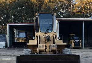 1984 CATERPILLAR 916 WHEEL LOADER