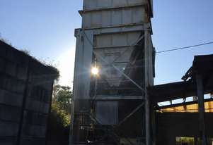 very large hopper /silo / steel heavy duty /looking for a home/ free