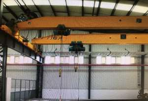 Demag Double Overhead Girder Crane
