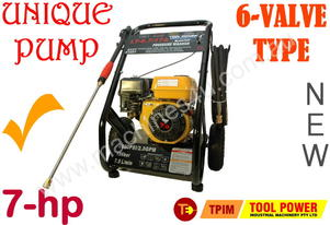 Pressure Cleaner TOOL POWER 7-hp with FAT PUMP****