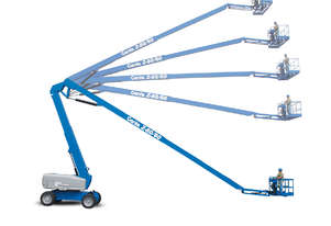 Genie 80ft Diesel Knuckle Boom Lift