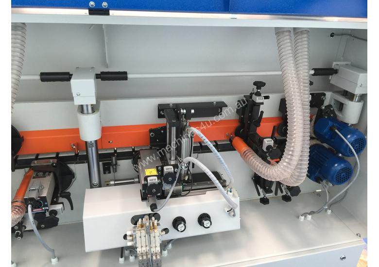 Edgebander NikMann RTF-v.2 with Pre-mill and Corner rounder