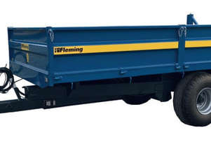 Fleming   Tag Box Trailer
