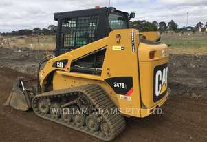 CATERPILLAR 247B3 Skid Steer Loaders