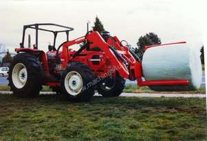 Nell WRAPPED BALE HANDLER