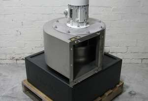 Stainless Centrifugal Blower Fan with Filter Box - 2.2kW - Krones