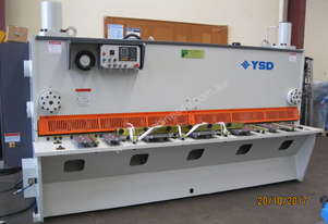 YSD HGNK 3100 x 8mm Hydraulic Guillotine