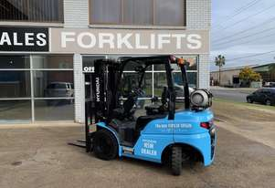 New Hyundai Forklift for Sale!