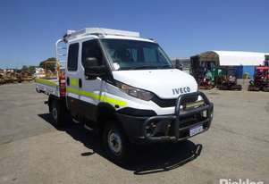 Iveco 2016   Daily 55S17