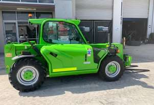 Used Telehandler For Sale Merlo 25.6 with Pallet Forks