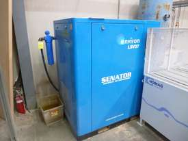 Senator Environ LSV37 Electric Rotary Screw Compressor  - picture0' - Click to enlarge