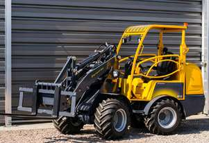 New W12 Eurotrac Mini Loader 35HP