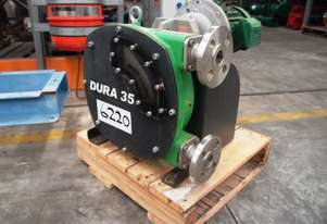 Peristaltic Pump, IN/OUT: 35mm Dia