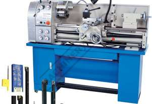 AL-336D DELUXE Centre Lathe & Tooling Package Deal 300 x 900mm Turning Capacity - 38mm Spindle Bore