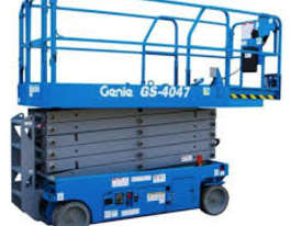 40FT ELECTRIC SCISSOR LIFT - picture0' - Click to enlarge