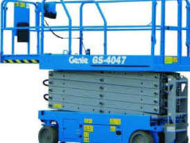 40FT ELECTRIC SCISSOR LIFT - picture2' - Click to enlarge
