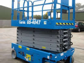 40FT ELECTRIC SCISSOR LIFT - picture3' - Click to enlarge