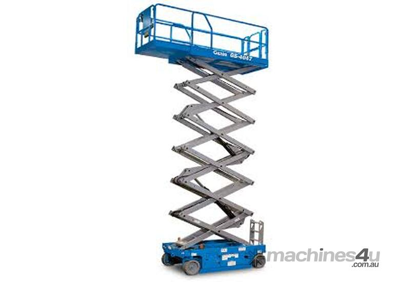 40FT ELECTRIC SCISSOR LIFT