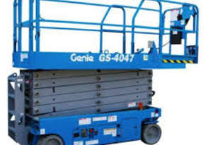 Genie 40FT ELECTRIC SCISSOR LIFT