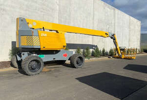 Haulotte H28TJ Boom Lift Access & Height Safety