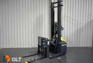 Combilift WR Narrow Aisle Walkie Reach Truck 4.9m Lift Height Power Steering 657 Hrs Current Model
