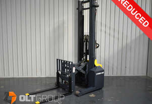 Combilift WR Narrow Aisle Walkie Reach Truck 4.9m Power Steering 657 Hrs ON SALE!