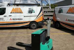 Used 2013 Mitsubishi Pallet Mover for sale