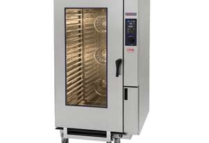 Hobart HEJ202E Combi 20 x 2/1 or 40 x 1/1 GN Tray Electric Combi Oven