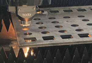 Laser Cutting  up to 14mm Mild Steel