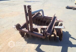 3 POINT LINKAGE DISC HARROW