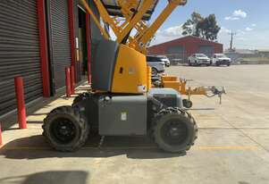 Haulotte 34ft Articulated Boom Lift