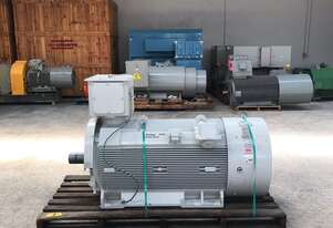 350 kw 470 hp 4 pole 1485 rpm 6600 volt 400 frame AC Electric Motor Toshiba Type IDF-CHKW11 400H